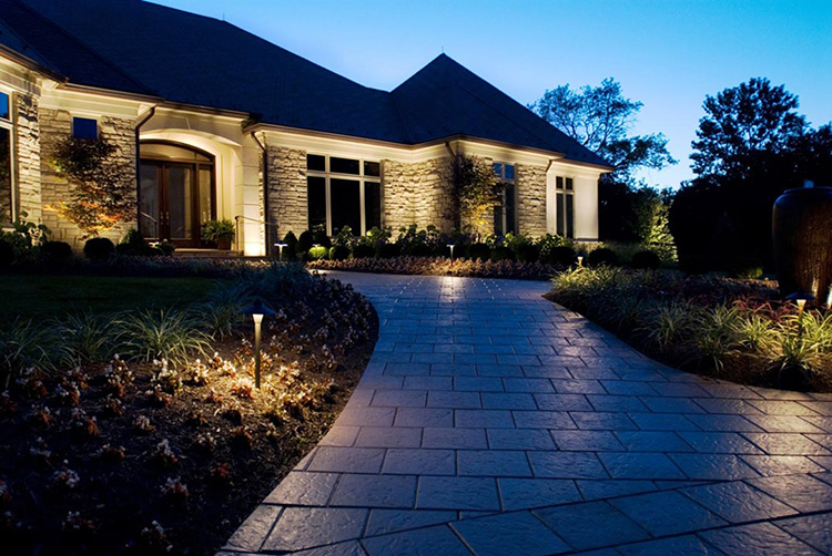 When you need amazing landscape lighting services reach out to magnolia lawn mozeypictures Image collections
